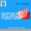 Las muestras libres anulan a fabricantes de las etiquetas con el soporte técnico a largo plazo