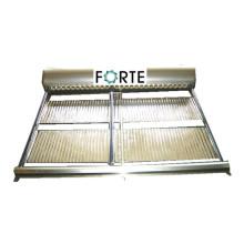 Colectores solares de alta presión anticongelantes