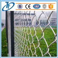 Blue welded wire mesh fence sell in America