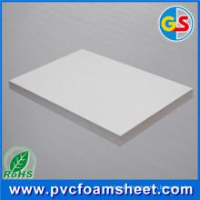 White PVC Foam Sheet in Shanghai for Cabinet