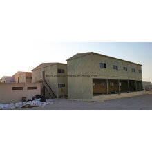 Low Cost of Mobile House/Shop/Office Steel Frame Building