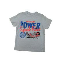 Fashion Boy Babay Comfaortable T-Shirt em Roupas Infantis