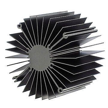 LED Radiator Aluminum Die Casting for Heat Sink