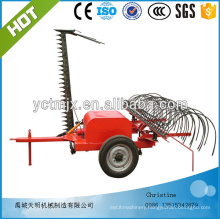reciprocating grass mower with rake, 9GBL series
