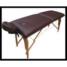 2 secciones Mesa de masaje de madera (MT-5) Acupuntura