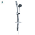 KL-05 china wholesale brass bathroom handheld shower multifunctional thermostatic lifting shower set
