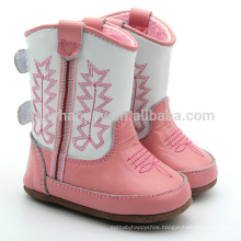 Beautiful girls shoes pink baby boots outdoor kids boots wholesale