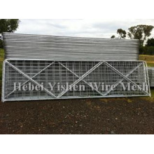 Cheap galvanized horse fence cattle panels