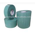 Visco-elastic tape for pipe valve flange fitting anti corrosion