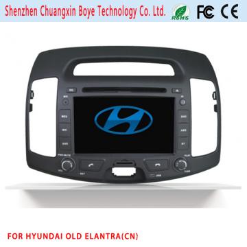 Dans Dash Car DVD GPS pour Old Elantra (CN)