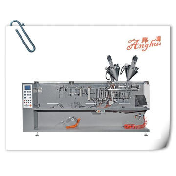 Máquina empacadora de bolsas de autosuficiencia horizontal Vffs (AH-180)