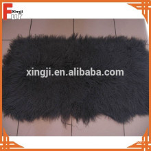 Long hair Curly Mongolian Lamb Fur