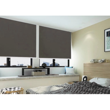 Roller Blind Tirai Plain Dyed Shades