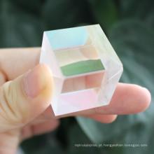 Beamsplitter de vidro óptico 0.5mm a 300mm