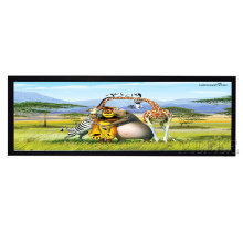 Refee digital android stretched display 28 inch lcd advertising screen for sale