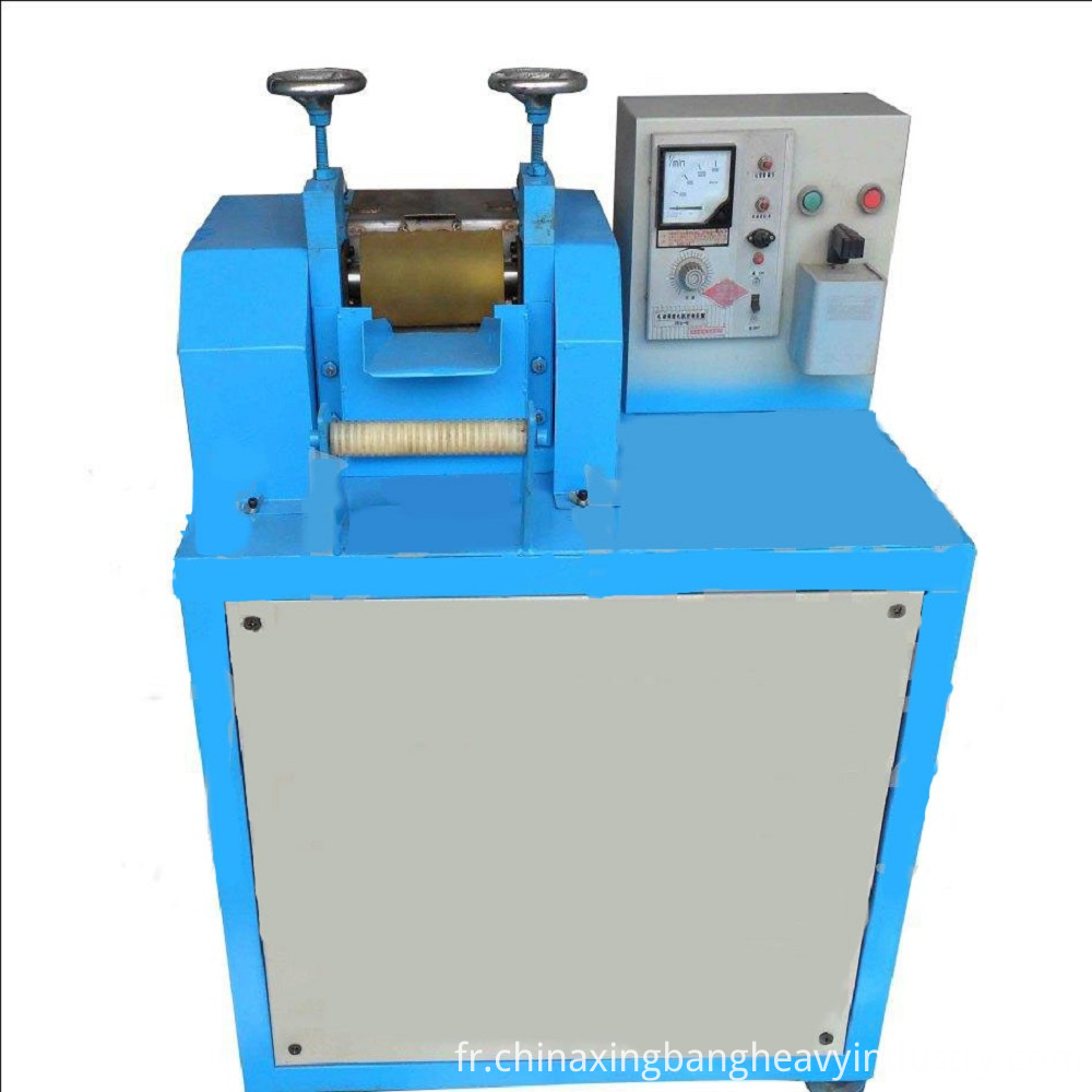 Mini type waste plastic granulator machine