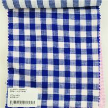 China barato fez tecido de linho para t-shirt