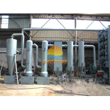 latest Design Sawdust Wood Dust Continuous Carbonization Furnace