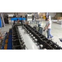 Customize Supermarket Warehouse Longspan Rack Shelving Shelf Roll Forming Machine