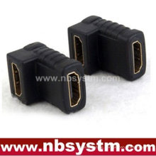 90 degree HDMI adapter A type female to female