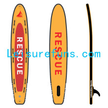stiff inflatable lifeguard rescue board