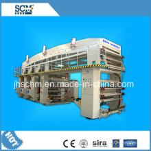 Machine de stratification à sec sans solvant industriel pour BOPP / Pet / PE