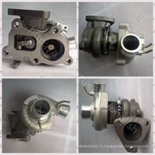 Td04 Turbocompresseur 49177-02510 49177-02511 pour Mitsubishi Montero L200 L300 L400 Pajero 1991- 4D56q 2.5L