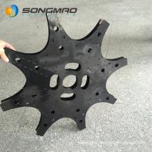 Custom cnc carbon fiber sheets