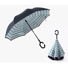 Customized Reverse Closing Inverted Umbrella