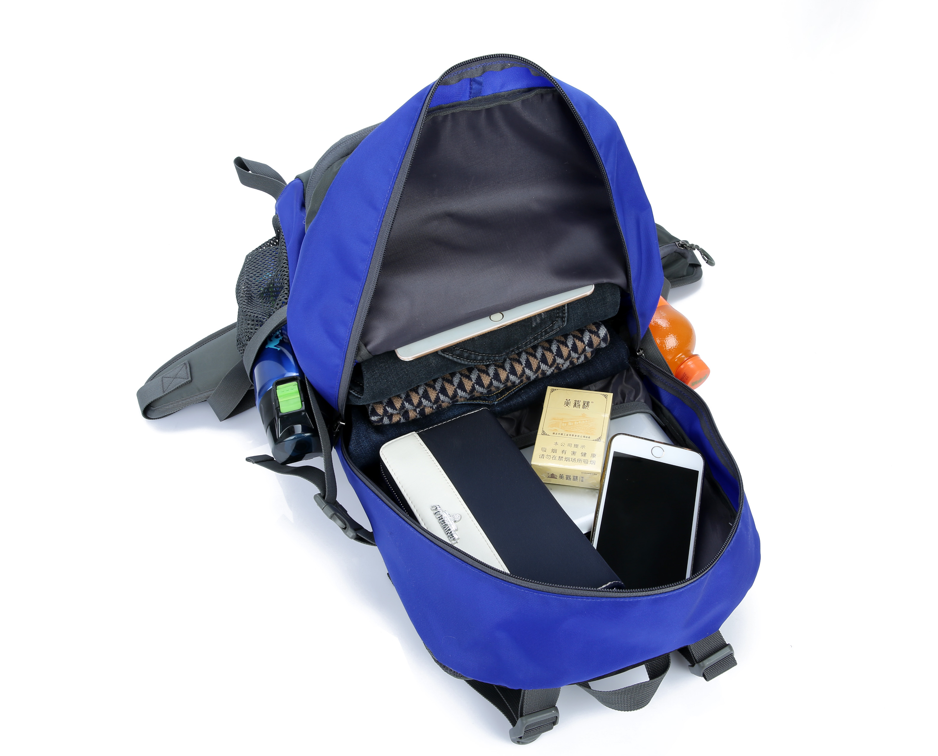Foldable Outdoor Backpack For Hiking
