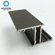 Window and door powder coating aluminium profile price per kg
