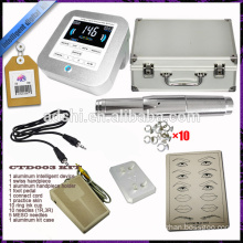 Makeup Kit Permanent Eyebrow Pen Machine Power Needles Tips Supply