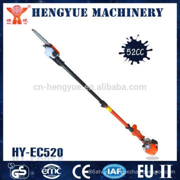 Podadoras de extensión EC520 Cortasetos Articulado de altura de la energía