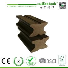 Wood Plastic Composite Decking Balken 40s25