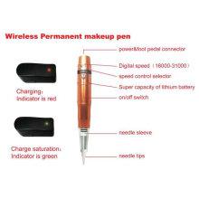 Pen recargable de maquillaje permanente y suministro de arma de tatuaje