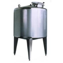 Réservoir de mélange de chauffage en acier inoxydable