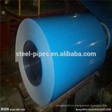 Liaocheng JBC Mill ppgi bobina de acero de fabricación