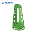 SKB2B05 Medical Folding Scoop Stretcher With Spine Board Function
