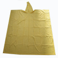 Plastik Rain Poncho Pattern Fabric Waterproof