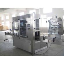 Czp-12b completamente automática máquina de llenado de líquidos verticales