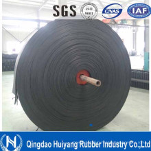 Chine Fournisseur Industrie Ep200 Ceinture de transport en caoutchouc résistant à la chaleur