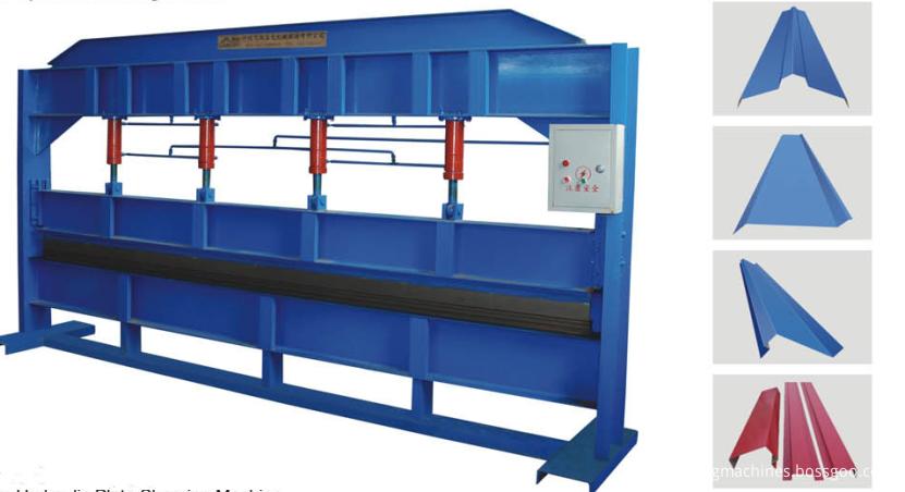 press ridge machine