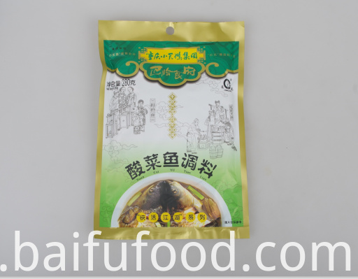 Pickled fish sauce