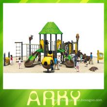 hot sale mute outdoor playground for children