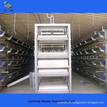 Hühnerkäfig / Geflügelaufzuchtsystem