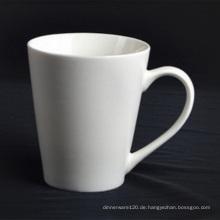 Super weißer Porzellan Becher - 14CD24365