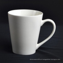 Super caneca de porcelana branca - 14CD24365
