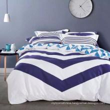 Comfortable waterproof microfiber fabric of bedding set