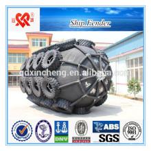 Hecho en China SGS autorizó el guardabarros neumático de la defensa del tipo del yokohama