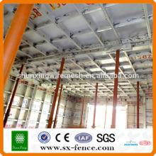 Construction facile et facile d'encoûtement en aluminium